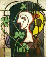 picasso 1930s the lamp