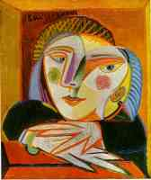 picasso 1930s woman in the window