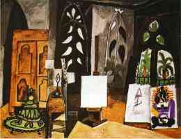 picasso 1950s the california workshop in cannes