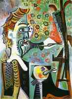 picasso 1960s the painter