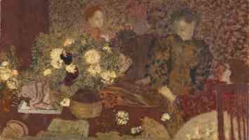 edouard vuillard post impressionist the earthenware pot